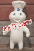 cnt-190801-01 Pillsbury / Poppin' Fresh 1990's Soft Vinyl Doll