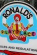 画像2: ct-190801-41 McDonald's / Hamburgler Play Place Sign (2)
