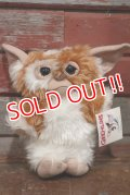 ct-190910-58 Gremlins / Nanco 2001 Gizmo Plush Doll (S)