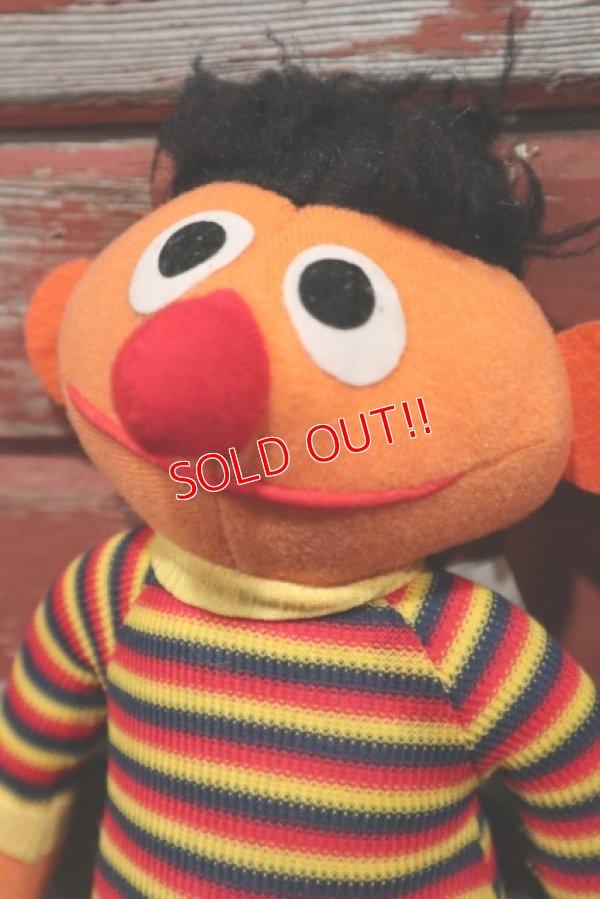 画像2: ct-190910-52 SESAME STREET / Ernie 1980's Knickerbocker Doll