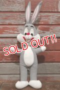 ct-190910-14 Bugs Bunny / Mighty Star 1970's Plush Doll