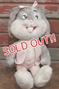ct-190910-83 Honey Bunny / Mighty Star 1970's Plush Doll