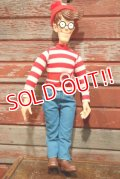 "ct-190901-09 Where's WALDO? / MATTEL 1990's 18"" Doll"
