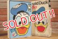 ct-190910-67 Donald Duck / 1970's Transistor Radio