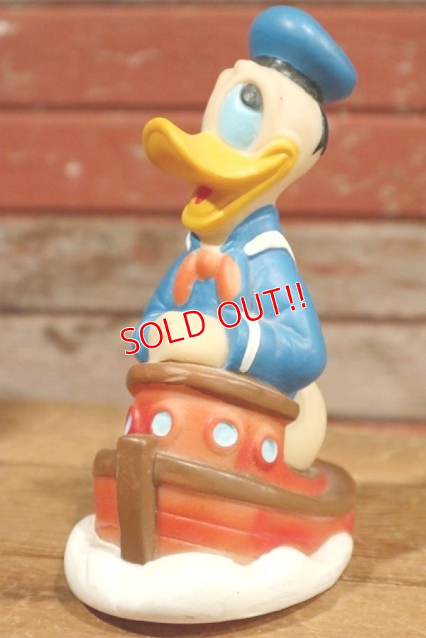 画像2: ct-190905-22 Donald Duck / 1980's-1990's Soft Vinyl Toy