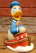 画像1: ct-190905-22 Donald Duck / 1980's-1990's Soft Vinyl Toy (1)