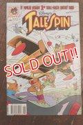 bk-140723-01 TALESPIN / 1990's Comic (C)
