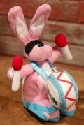 ct-191001-32 Energizer Bunny / 1990's mini Plush Doll