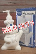 ct-191001-38 Pillsbury / Poppin' Fresh 1997 Soap Dispenser