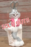 ct-191001-08 Bugs Bunny / 1990's Bubble Bath Bottle
