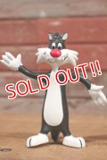 ct-191001-13 Sylvester / 1988 Bendable Figure