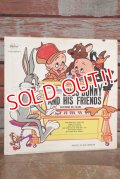 ct-190905-66 Bugs Bunny and His Friends / 1970's Record