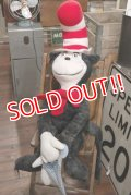 ct-190905-19 Cat in the Hat / 1983 Big Plush Doll