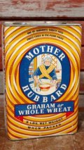 dp-190901-22 MOTHER HUBBARD / Vintage Whole Wheat Can