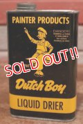 dp-191001-35 Dutch Boy / Vintage Liquid Drier Can