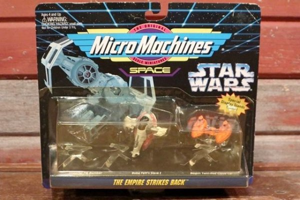 "画像1: ct-191101-08 STAR WARS / Micro Machines ""THE EMPIRE STRIKES BACK"""