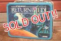 ct-191101-06 STAR WARS :Episode VI Return of the Jedi / Thermos 1983 Lunchbox