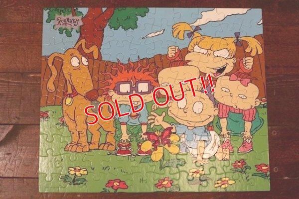 画像2: ct-190910-30 Rugrats / MATTEL 1997 100 Piece Puzzle (A)