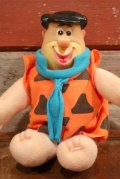 ct-191001-28 Fred Flintstone / 1960's-1970's Doll