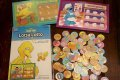 ct-190910-35 Sesame Street / Milton Bradley 1989 Lotsa Lotto Game
