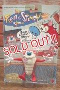 ct-191101-05 The Ren & Stimpy Show / Mattel 1990's Bump-a Riffic Stimpy