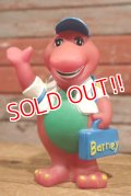 ct-150922-29 Barney & Friends / Barney 1990's Coin Bank