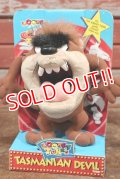 ct-191101-09 Tasmanian Devil / TYCO 1990's Plush Doll