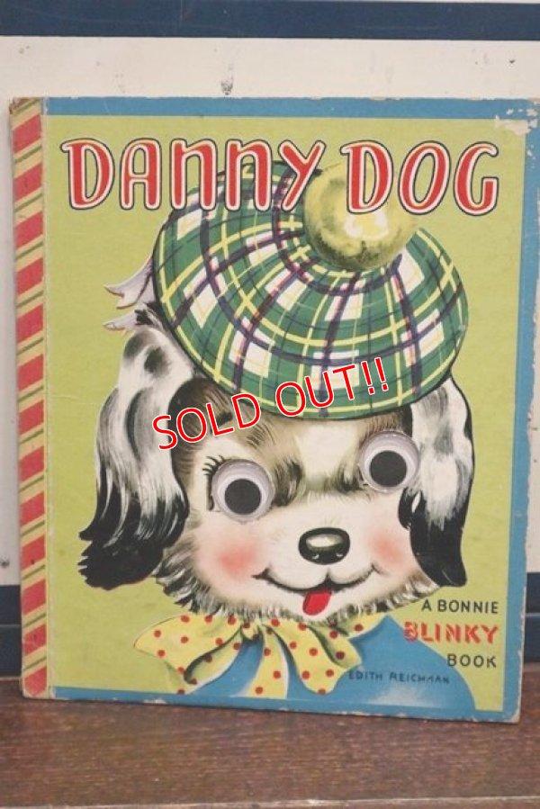 画像1: dp-191001-121 DANNY DOG / 1950's Picture Book