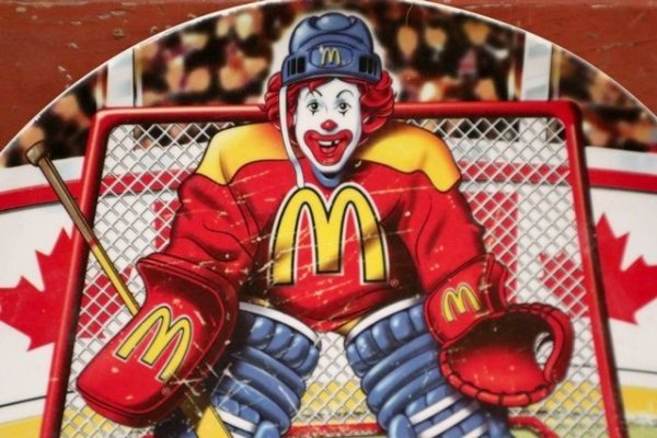"画像2: ct-191101-29 McDonald's / 2000 Collectors Plate ""Hockey"""