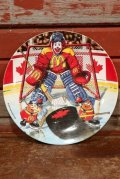 "ct-191101-29 McDonald's / 2000 Collectors Plate ""Hockey"""