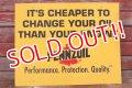 dp-191101-32 Pennzoil / 1990's Plastic Sign