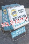 dp-191101-16 NAPA / 1960's Wiper Blades Cabinet