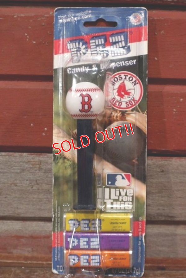 画像1: pz-160901-151 Boston Red Sox / PEZ Dispenser