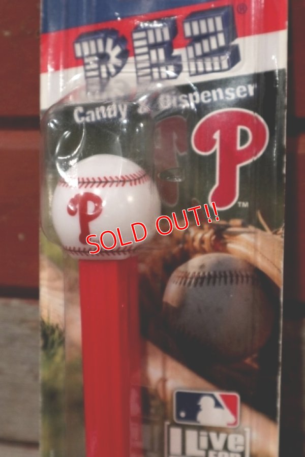 画像2: pz-160901-151 Philadelphia Phillies / PEZ Dispenser