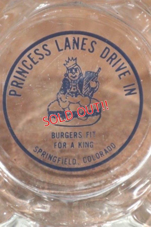 画像1: dp-191201-05 Princess Lanes Drive In / Vintage Ashtray