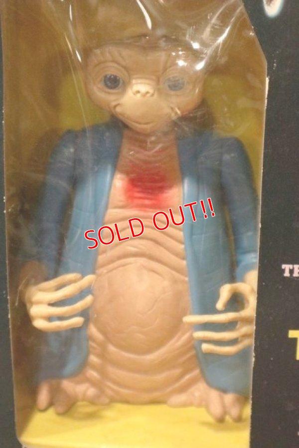 画像2: ct-191201-11 E.T. / LJN 1980's Poseable Talking Figure