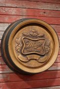 dp-191201-10 Miller High Life / 1980's Barrel Display Sign