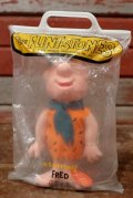 ct-191201-01 Fred Flintstone / R.DAKIN 1970's Figure (MIB)