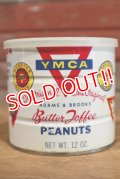 dp-191201-29 Adams & Brooks YMCA / Butter Toffee Peanuts Can