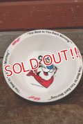 ct-191201-33 Kellogg's / Tony the Tiger 1995 Plastic Cereal Bowl