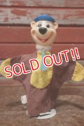 ct-191211-54 Yogi Bear / Knickerbocker 1950's-1960's Puppet