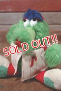 ct-191211-58 Philadelphia Phillies / Phillie Phanatic 1978 Plush Doll