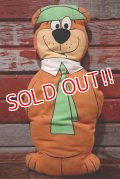 ct-191211-80 Yogi Bear / 1977 Pillow Doll