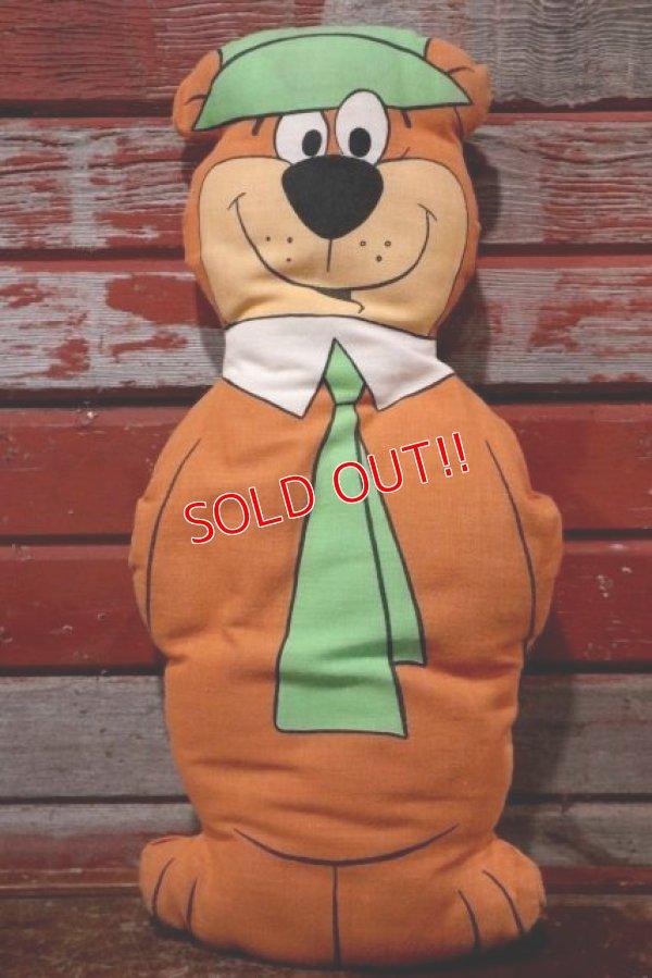 画像1: ct-191211-80 Yogi Bear / 1977 Pillow Doll