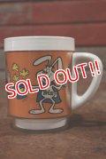 ct-191211-49 General Mills / Trix Silly Rabbit 1970's Plastic Mug