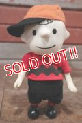 ct-191211-48 Charlie Brown / 60's Pocket Doll (w/cap)