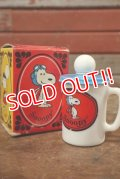 ct-191211-18 Snoopy / AVON 60's-70's Liquid Soap Mug