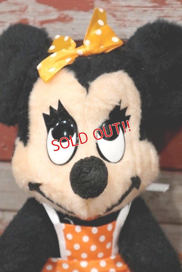 画像2: ct-191211-78 Minnie Mouse / 1970's Plush Doll