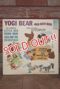 ct-191211-61 Yogi Bear and Boo Boo / 1965 Record