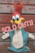 ct-191211-12 Woody Woodpecker / MATTEL 1962 Talking Doll